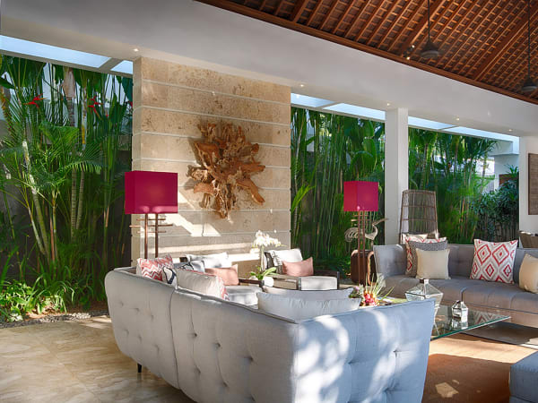 Casa Brio - Living area overview