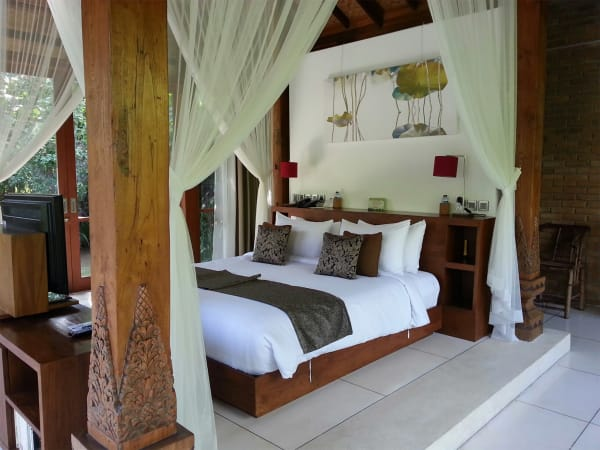 Villa Sati - Bedroom