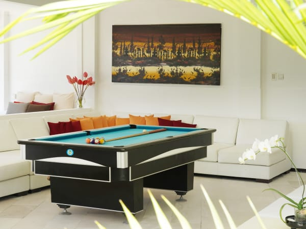 Villa Manis - Billiards