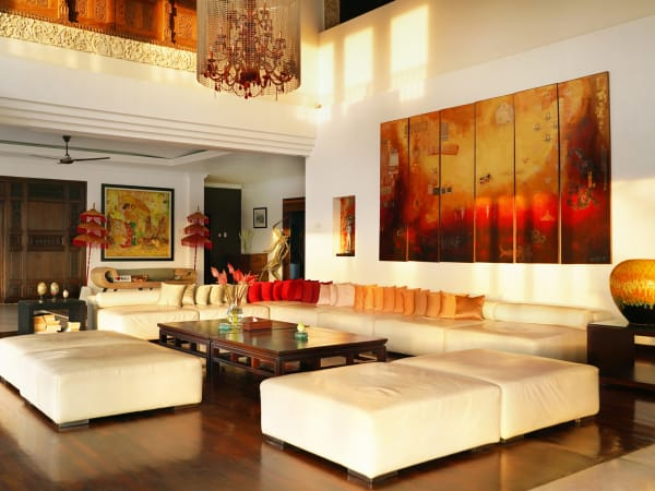 Villa Manis - Living room