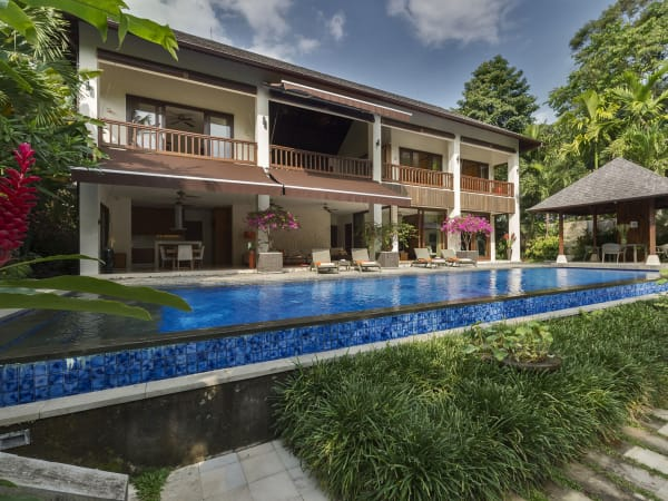 Villa Shinta Dewi Ubud - Luxurious living