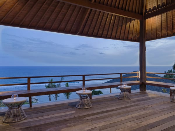 Villa Hamsa - Spectacular clifftop location