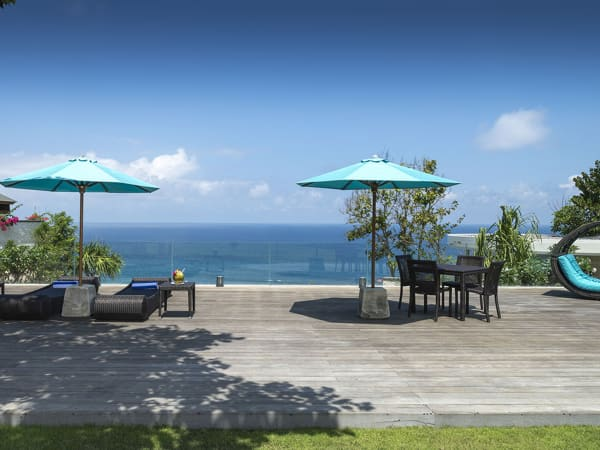 Pandawa Cliff Estate - Villa Markisa - Outstanding clifftop location