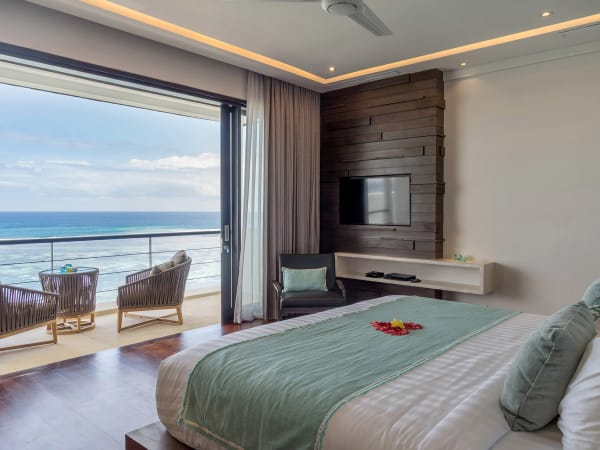 Grand Cliff Nusa Dua - View from master bedroom