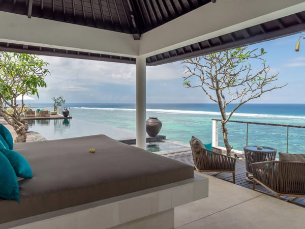 Grand Cliff Nusa Dua -  Bale for relax and massage