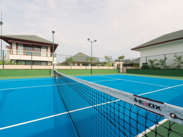 Pandawa Cliff Estate - Villa Marie - Tennis courts