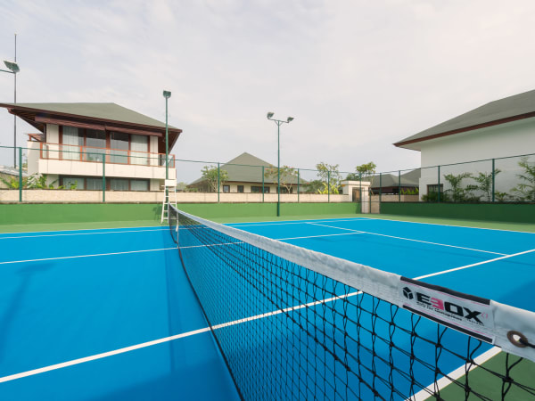 Pandawa Cliff Estate - Tennis courts