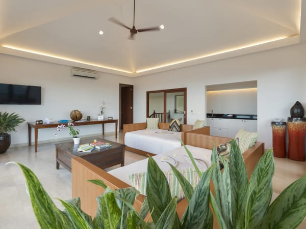 Pandawa Cliff Estate - Villa Rose - Elegantly designed