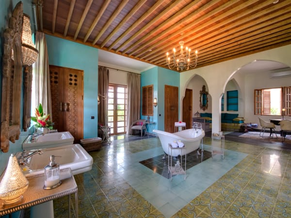 Villa Sayang d'Amour - Sensation bathroom