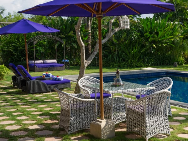 Villa Sayang d'Amour - Plenty of places to chill