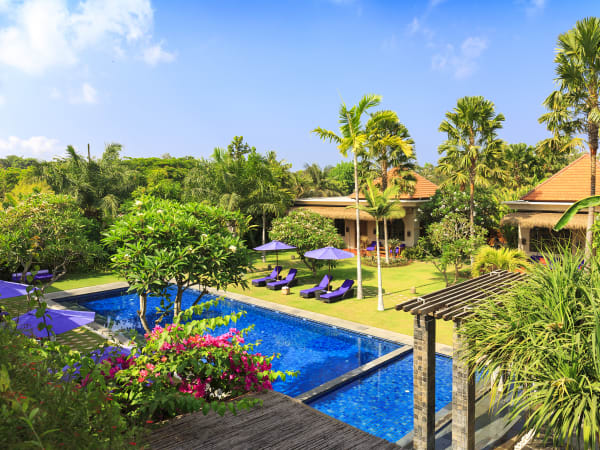 Villa Sayang d'Amour - Oasis of luxury