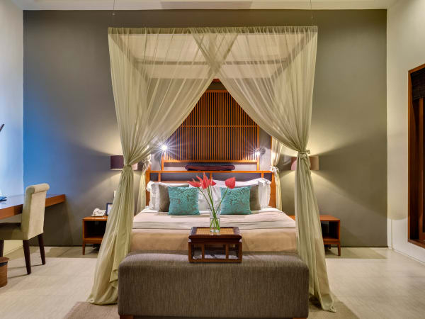 5. Lakshmi Villas - Toba - Bedroom one