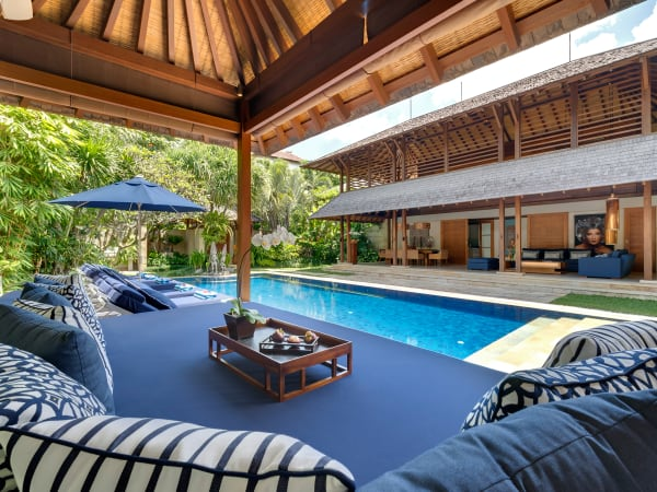 Villa Windu Sari - Pool bale perfect for chilling by the pool