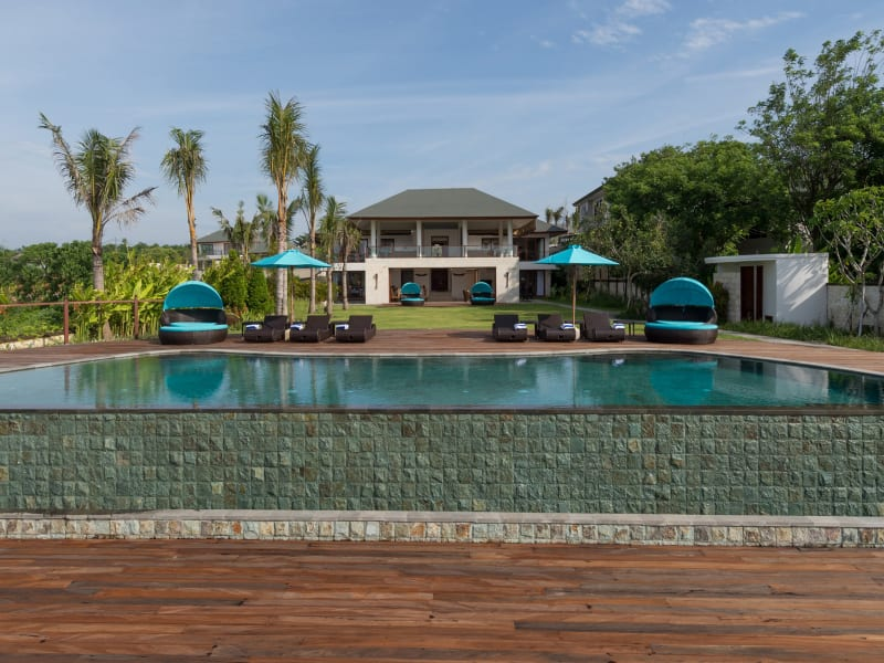 Pandawa Cliff Estate - Villa Rose