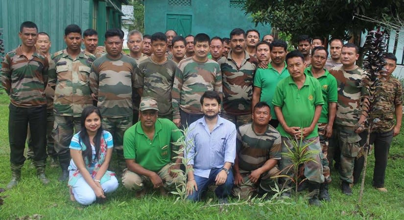 Snake awareness at eco task force