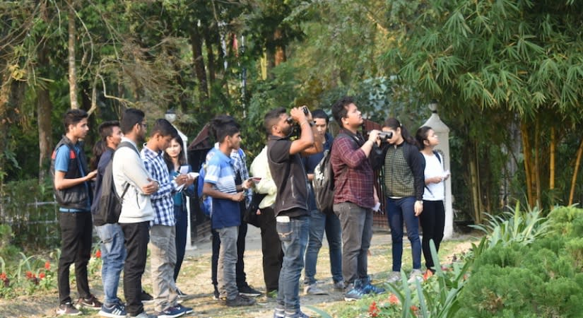 Birding expedition