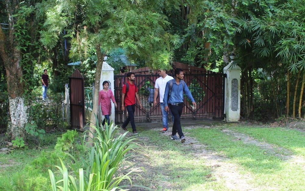 Visit to Heritage bungalow