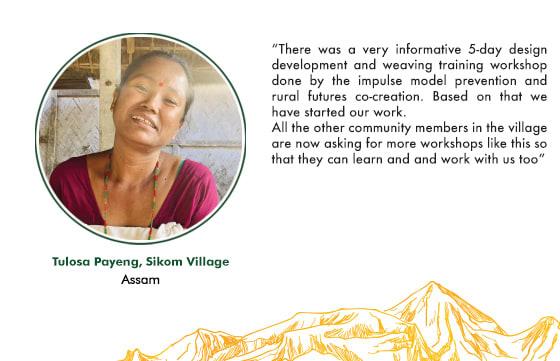 Tulosa Payeng, Sikom Village