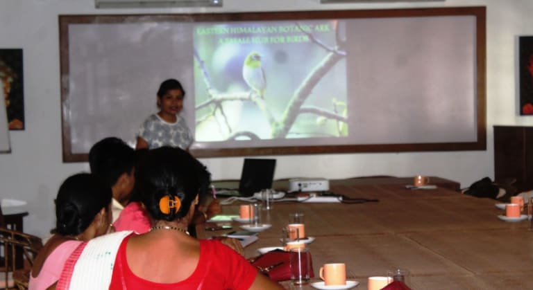 Lecture and Discussion on Birds