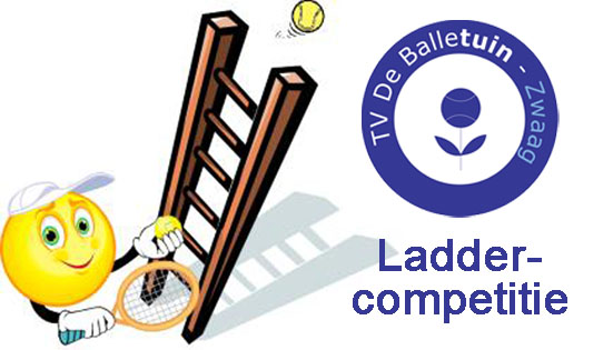 Balletuin Laddercompetitie