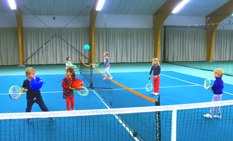 Jeugd tennis