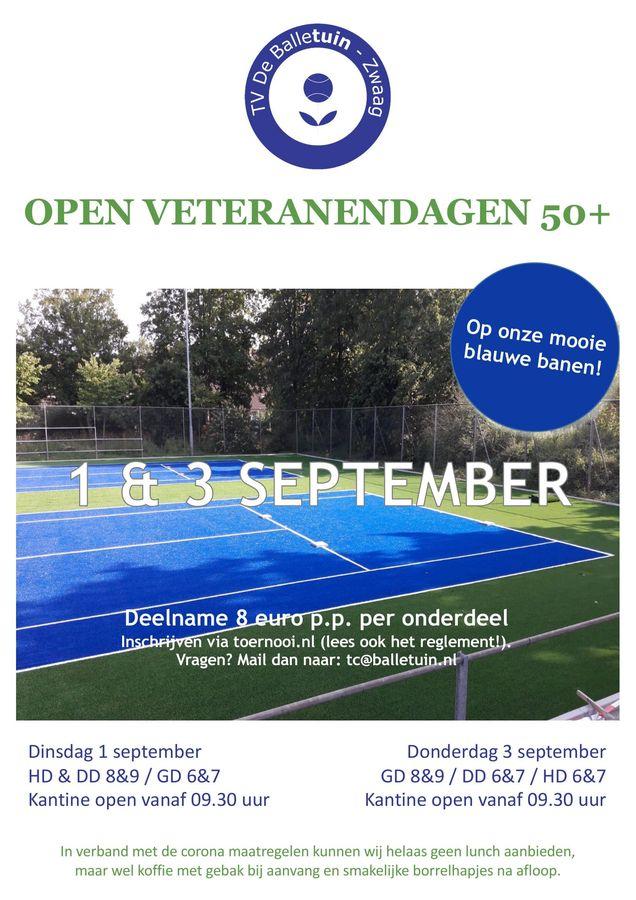 Open Veteranendag 2020
