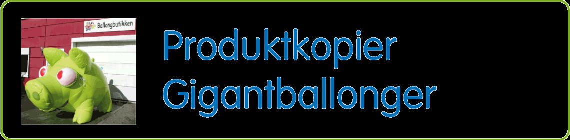 Gigantballonger
