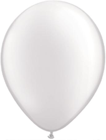 Pearl White perlemor hvit
