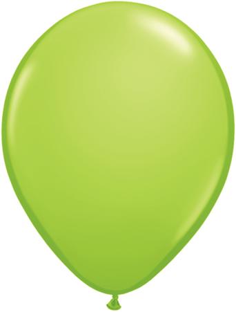 lime green limegrønn
