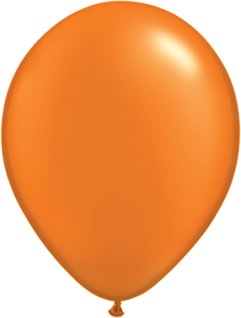 Pearl Mandrine orange perlemor mandarin oransje