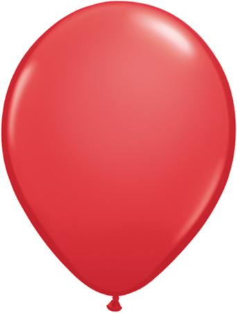 red rød