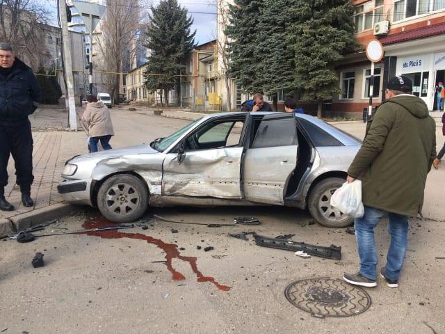 Страшная авария в Бельцах. Виновник скрылся с места ДТП