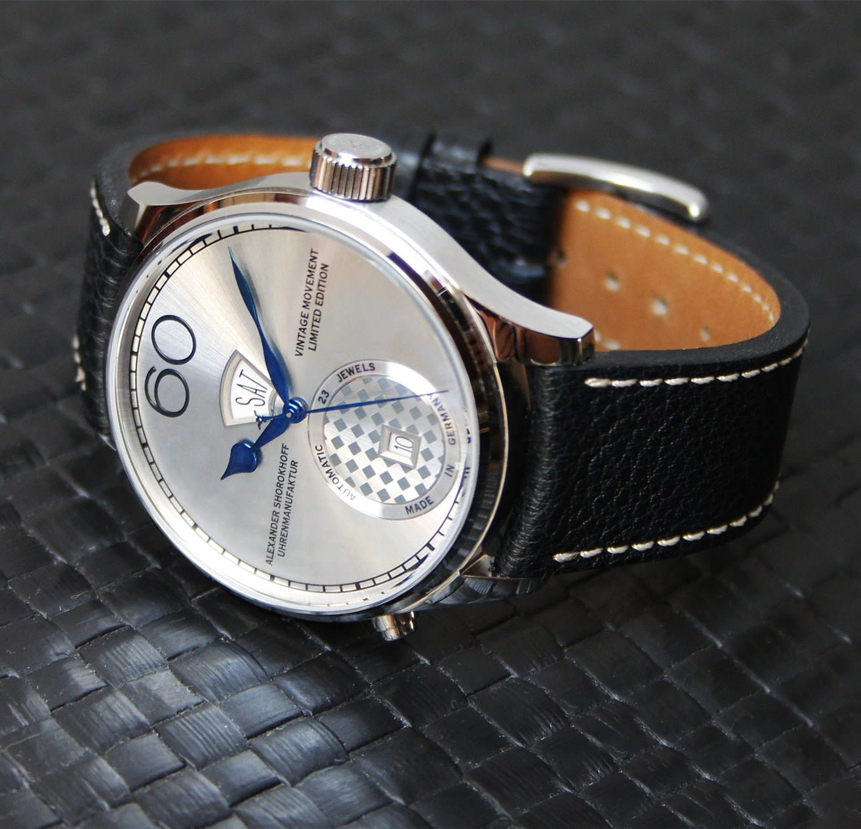 """Die """"VINTAGE""""-Uhren"""
