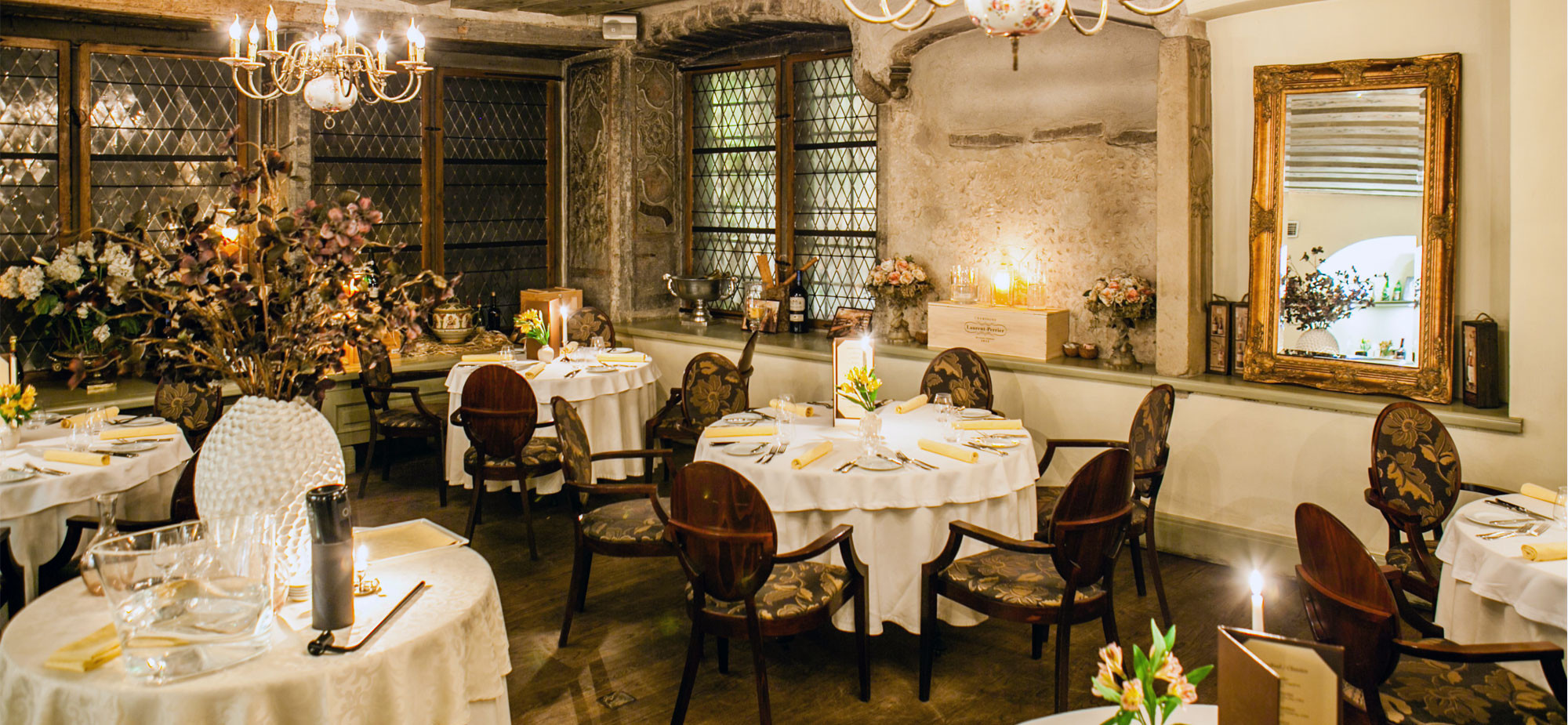 Tallinn, Restaurant Dominic