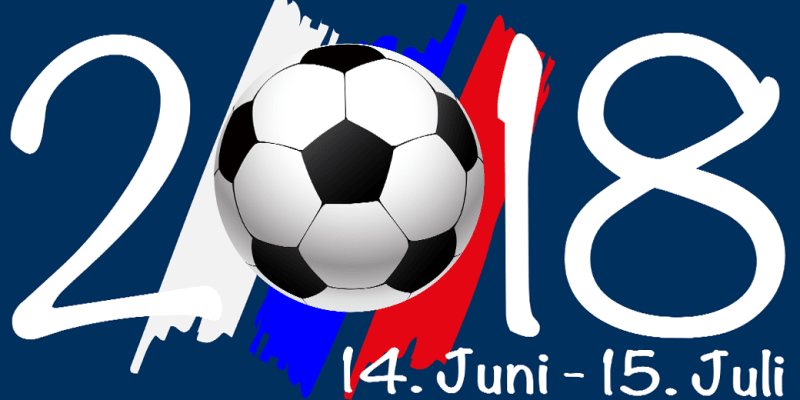 Fußball-Weltmeisterschaft in Russland