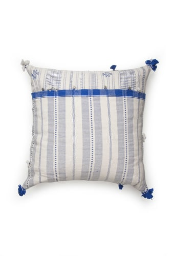 Cotton Khadi Cushion