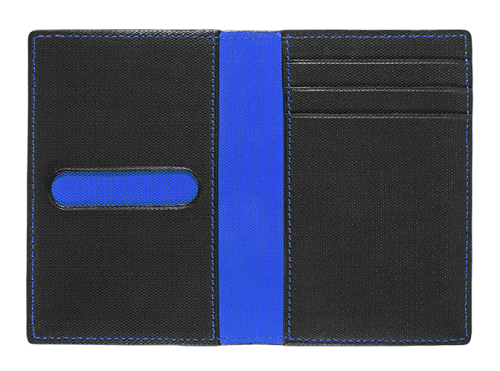 Card Wallet Blue