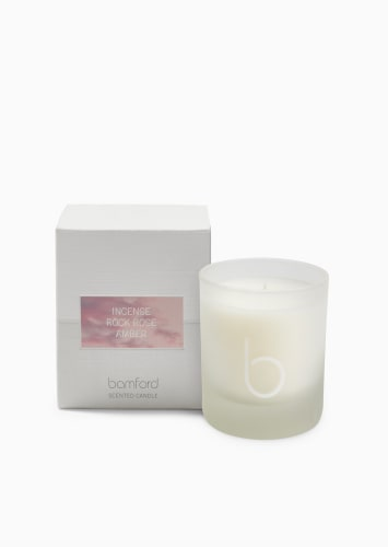 Incense Single Wick Candle