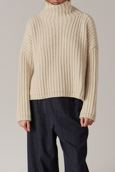 Fisherman Knit Sweater