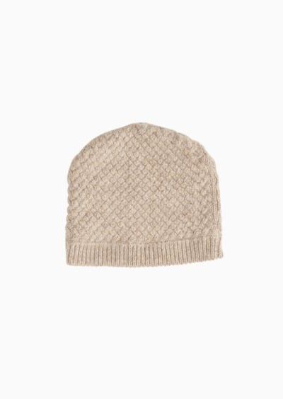 Basketweave Hat