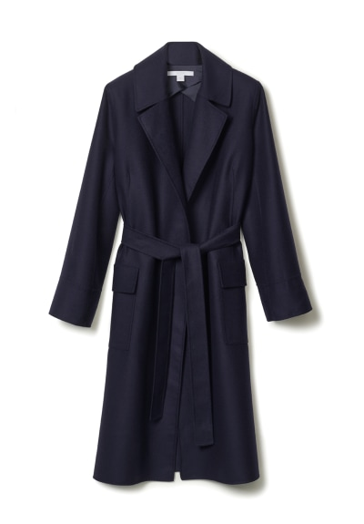 Daphne Double Faced Cashmere Coat