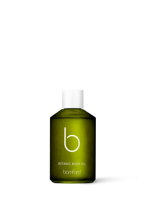 Botanic Body Oil