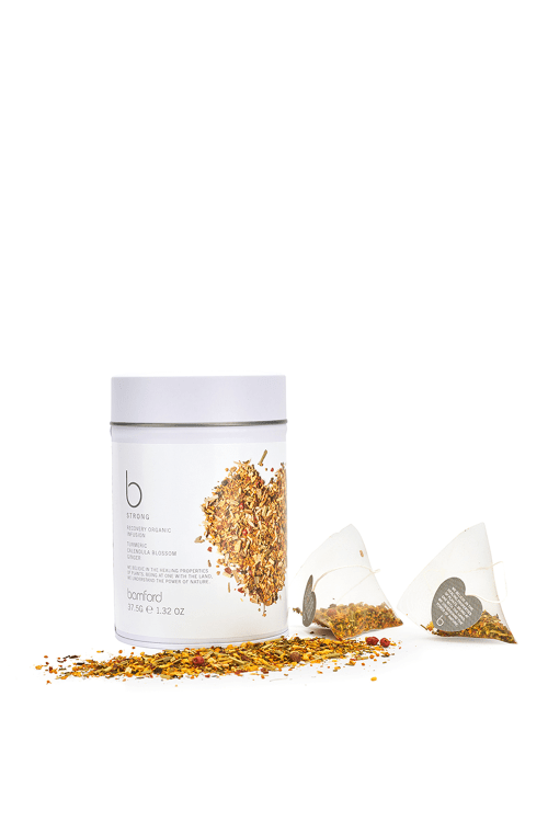 B Strong Recovery Organic Infusion
