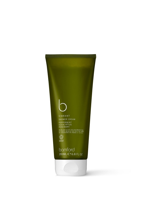 B Vibrant Shower Cream