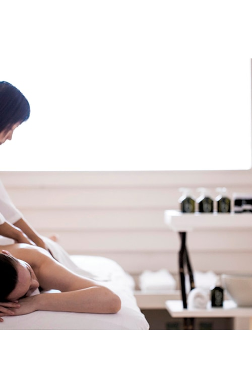 De-Stress and Detoxify Massage
