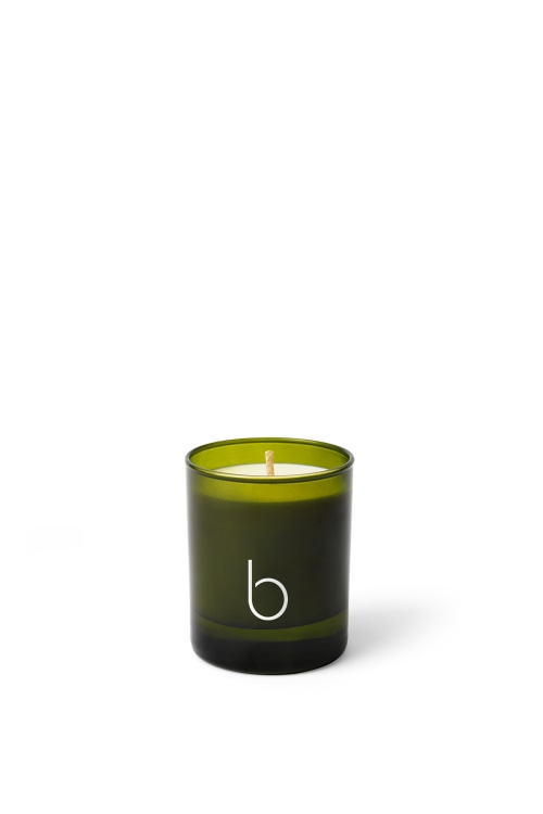 White Iris Scented Candle 140G