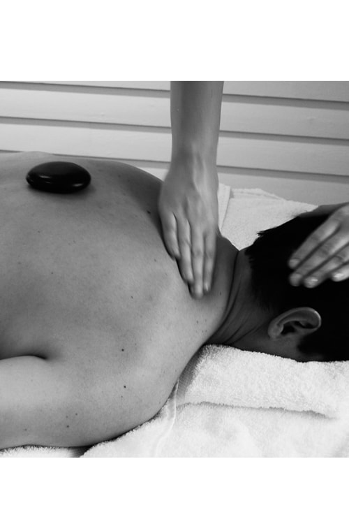 Men's Recovery Back Massage