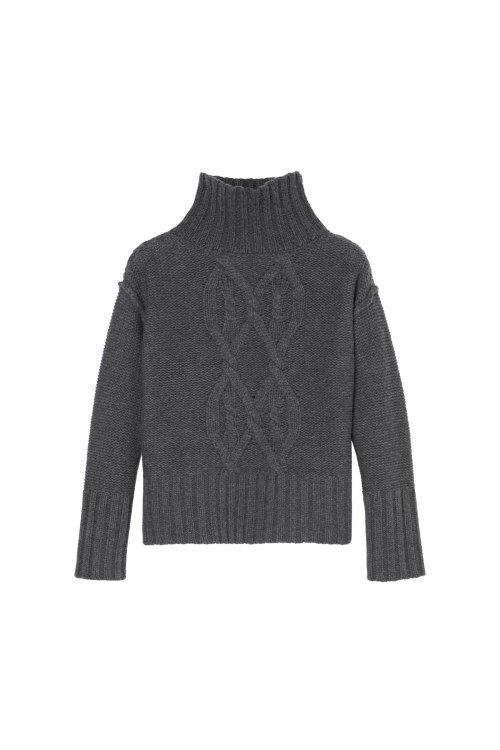 Woodland Knit Sweater