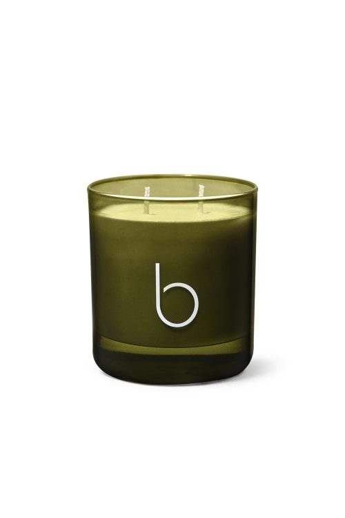 IRIS SCENTED CANDLE 330G