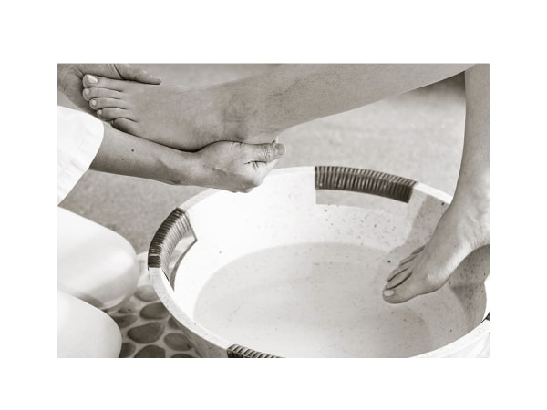 Bamford Spa | Pedicure without polish